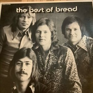 The best of bread vintage record plastic minimal